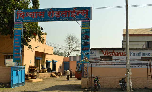 Vishwas Roadlines